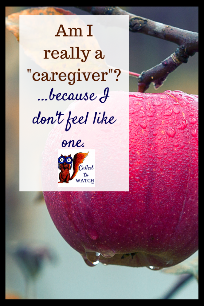 am I really a caregiver 2 #chronicillness #suffering #loneliness #caregiver #pain #caregiving #spoonie #faith #God #Hope