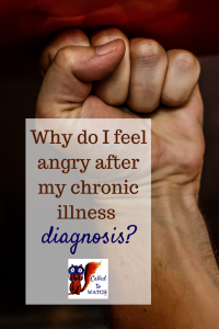 why do i feel angry over suffering www.calledtowatch.com _ #chronicillness #suffering #loneliness #caregiver #pain #caregiving #emotions #faith #God #Hope