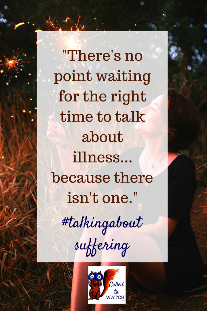 answering their questions is difficult... www.calledtowatch.com _ #chronicillness #suffering #loneliness #caregiver #pain #caregiving #emotions #faith #God #Hope