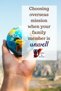 am i called to be a missionary?