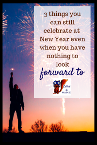 3 reasons celebrate endings not beginnings this new year_ #chronicillness #suffering #loneliness #caregiver #pain #caregiving #emotions #faith #God #Hope