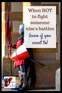 when not to fight someone else's battle #chronicillness #suffering #loneliness #caregiver #pain #caregiving #spoonie #faith #God #Hope