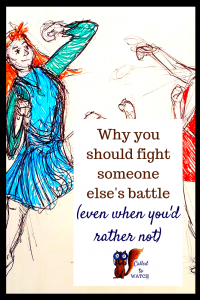 why you should fight someone else's battle #chronicillness #suffering #loneliness #caregiver #pain #caregiving #spoonie #faith #God #Hope