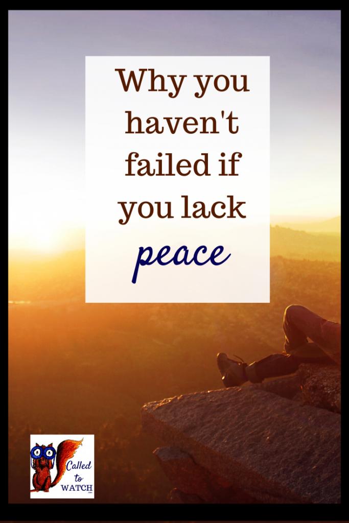 looking beyond peace 3 #caregiving #spoonie #faith #God #Hope #chronic