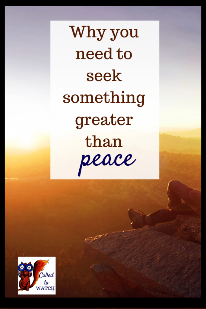 looking beyond peace 3 #caregiving #spoonie #faith #God #Hope #chronic
