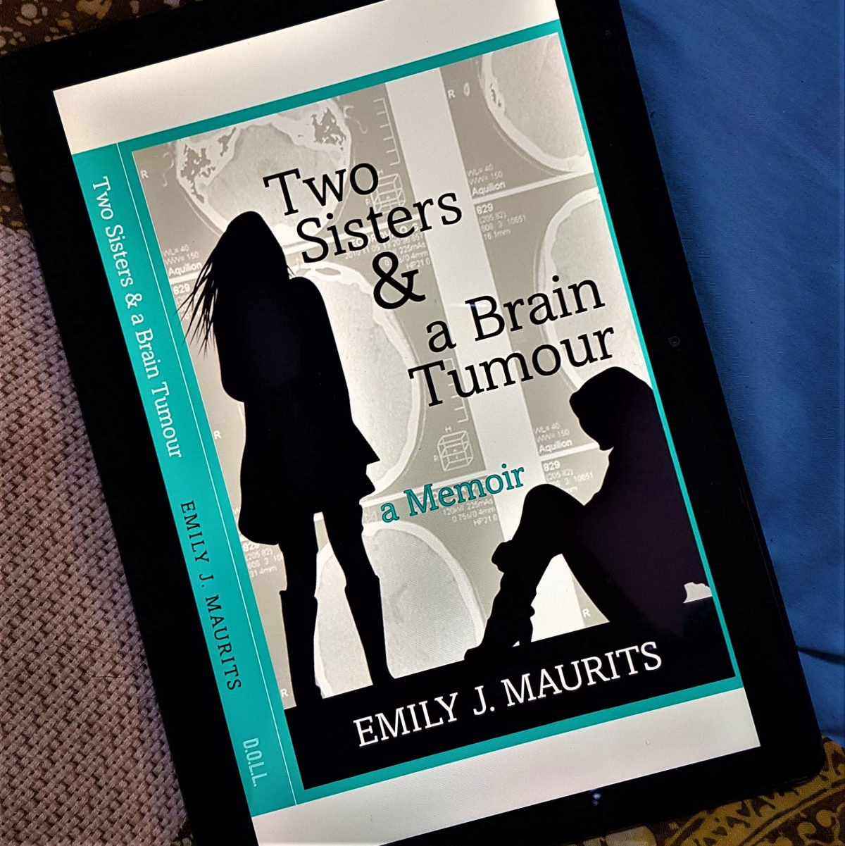 Two Sisters & a Brain Tumour (launch date!)